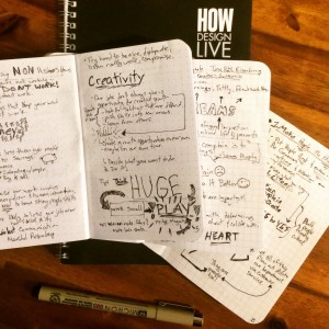 HOW Field Notes