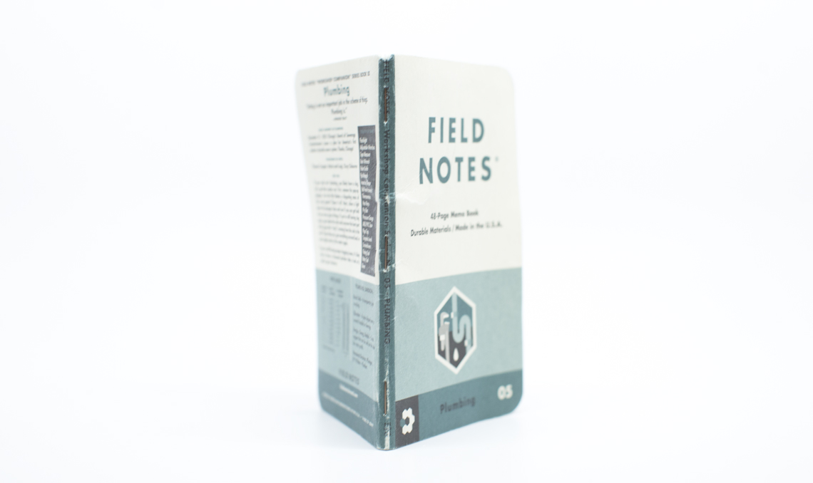 Field Notes_Plumbing 05_Staple Day Side