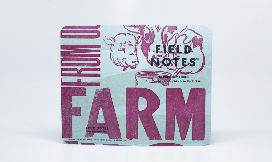 Field Notes Two Rivers Farm Cover