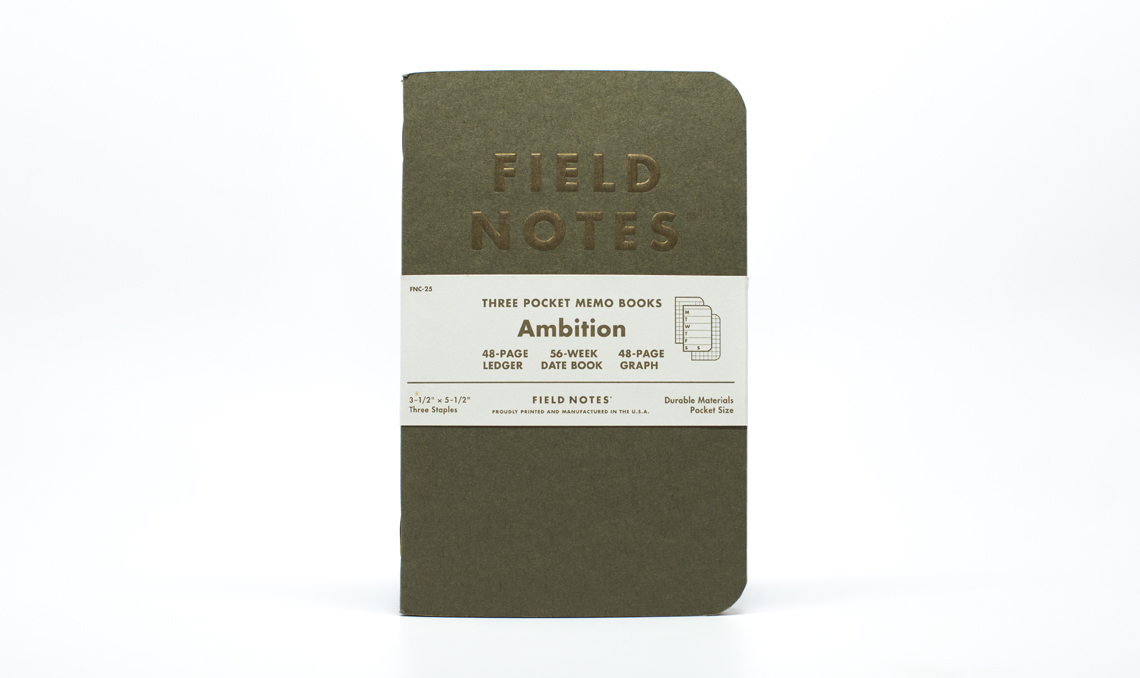 FieldNotes_Ambition_Cover