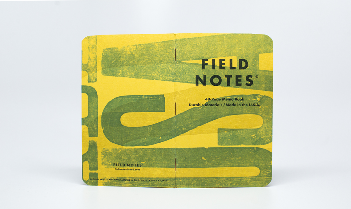 Field Notes_Two Rivers_Lemon Drop_USA