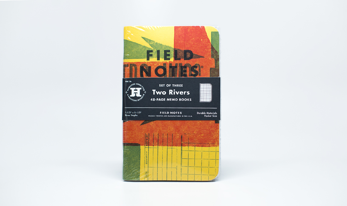 Field Notes Two Rivers Preview