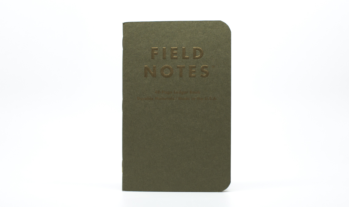 FieldNotes_Ambition_Ledger_cover